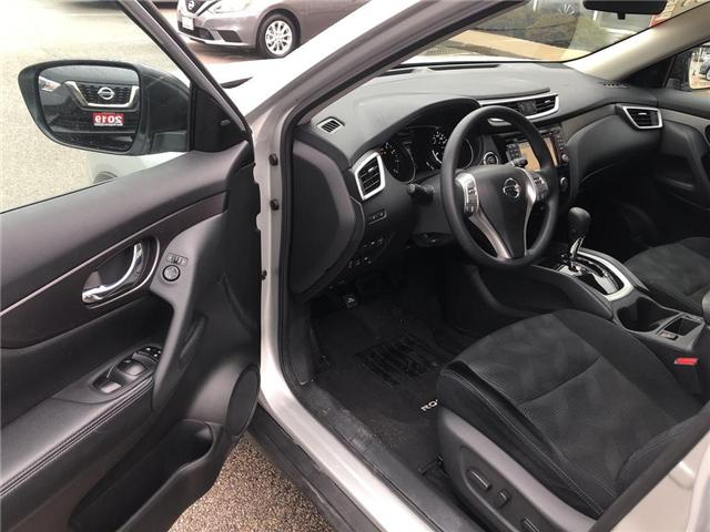 2016 Nissan Rogue  (Stk: A6671) in Burlington - Image 12 of 21