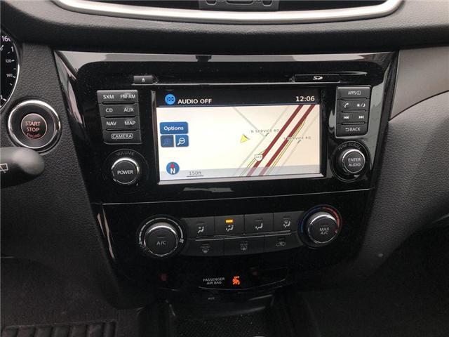 2016 Nissan Rogue  (Stk: A6671) in Burlington - Image 17 of 21