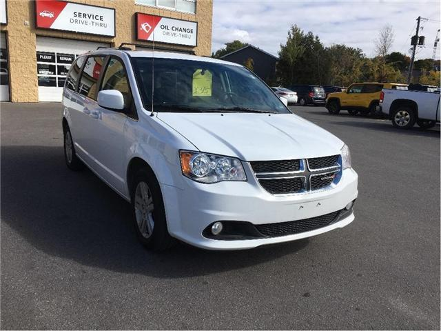 2018 Dodge Grand Caravan Crew (Stk: 18P292) in Kingston - Image 1 of 22