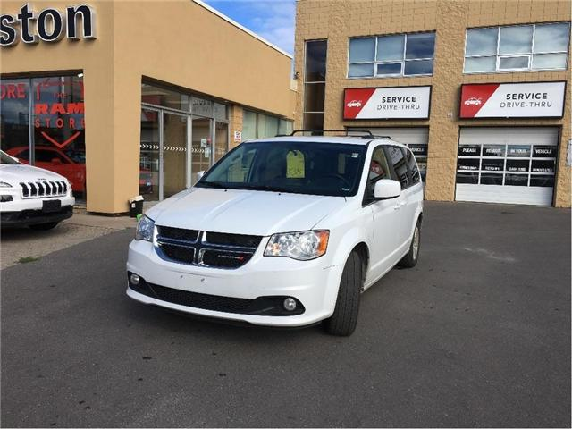 2018 Dodge Grand Caravan Crew (Stk: 18P292) in Kingston - Image 2 of 22