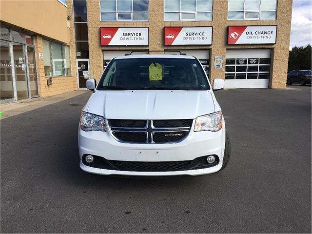 2018 Dodge Grand Caravan Crew (Stk: 18P292) in Kingston - Image 3 of 22