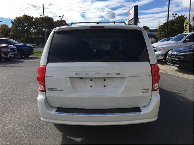 2018 Dodge Grand Caravan Crew (Stk: 18P292) in Kingston - Image 8 of 22