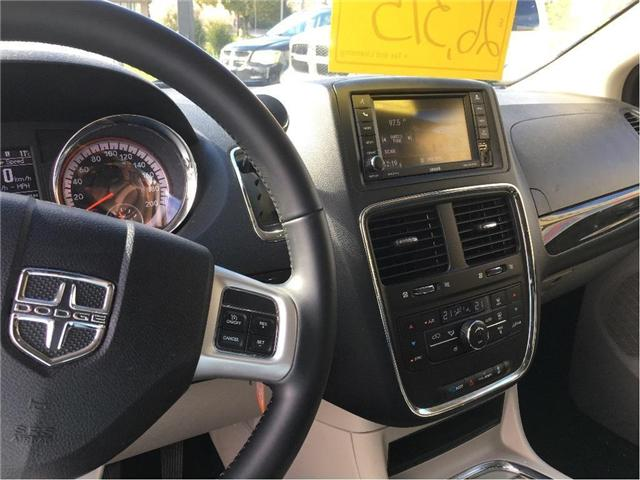 2018 Dodge Grand Caravan Crew (Stk: 18P292) in Kingston - Image 15 of 22