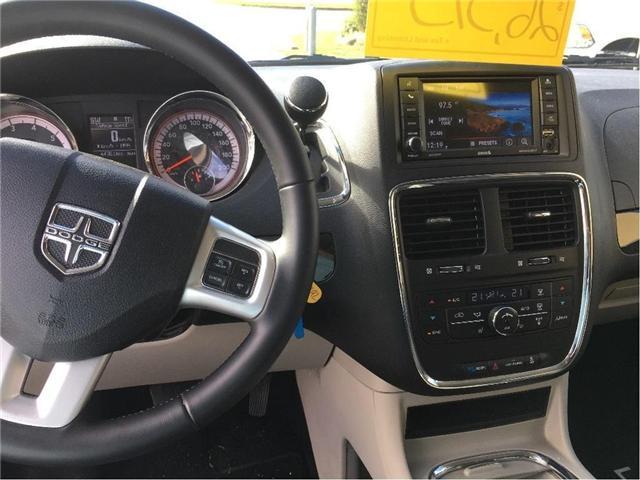 2018 Dodge Grand Caravan Crew (Stk: 18P292) in Kingston - Image 16 of 22