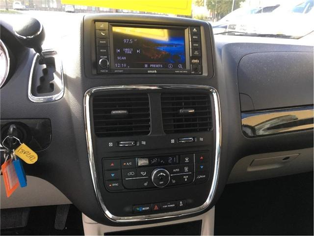 2018 Dodge Grand Caravan Crew (Stk: 18P292) in Kingston - Image 17 of 22