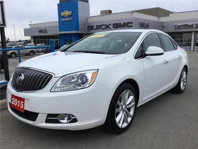2015 Buick Verano Leather (Stk: 156719) in Grimsby - Image 1 of 14
