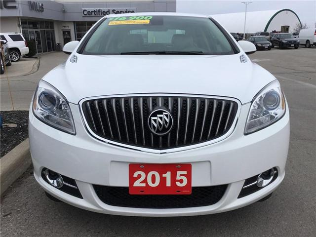 2015 Buick Verano Leather (Stk: 156719) in Grimsby - Image 2 of 14