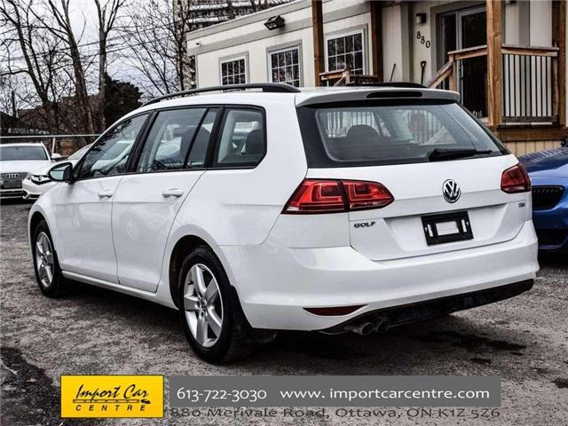2015 Volkswagen Golf Sportwagon 2.0 TDI Trendline (Stk: 501789) in Ottawa - Image 5 of 30