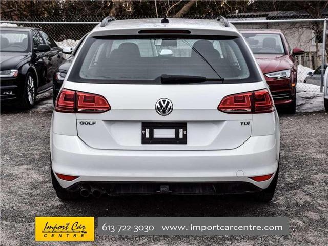 2015 Volkswagen Golf Sportwagon 2.0 TDI Trendline (Stk: 501789) in Ottawa - Image 6 of 30