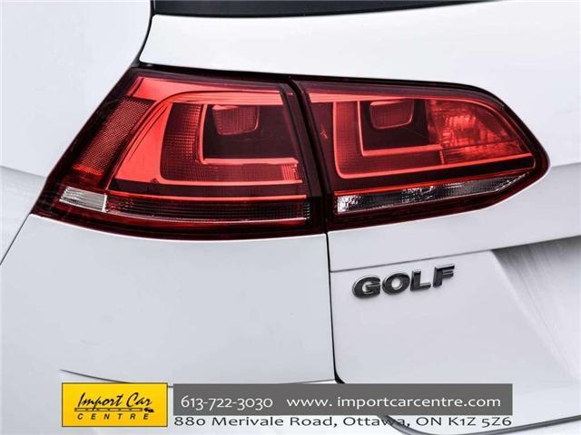 2015 Volkswagen Golf Sportwagon 2.0 TDI Trendline (Stk: 501789) in Ottawa - Image 8 of 30