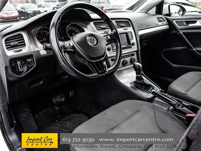 2015 Volkswagen Golf Sportwagon 2.0 TDI Trendline (Stk: 501789) in Ottawa - Image 13 of 30