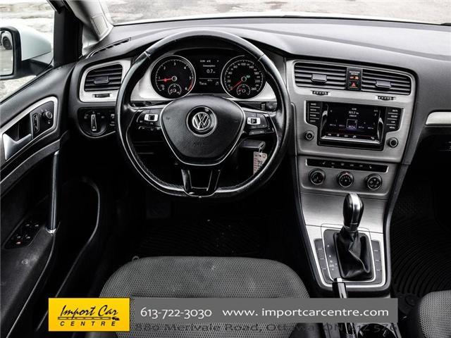 2015 Volkswagen Golf Sportwagon 2.0 TDI Trendline (Stk: 501789) in Ottawa - Image 15 of 30
