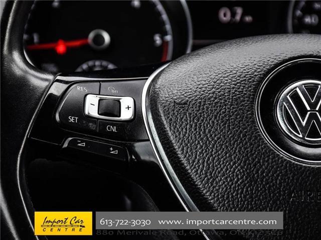 2015 Volkswagen Golf Sportwagon 2.0 TDI Trendline (Stk: 501789) in Ottawa - Image 16 of 30
