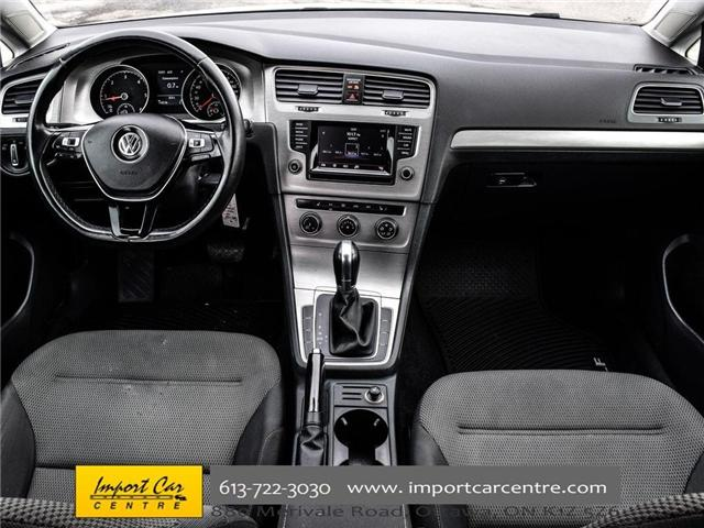 2015 Volkswagen Golf Sportwagon 2.0 TDI Trendline (Stk: 501789) in Ottawa - Image 21 of 30