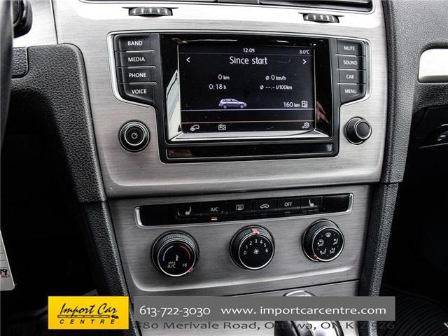 2015 Volkswagen Golf Sportwagon 2.0 TDI Trendline (Stk: 501789) in Ottawa - Image 24 of 30
