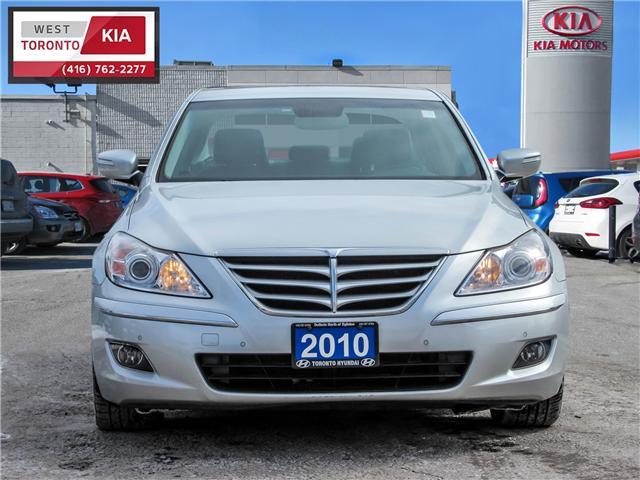 2010 Hyundai Genesis  (Stk: P466) in Toronto - Image 2 of 26