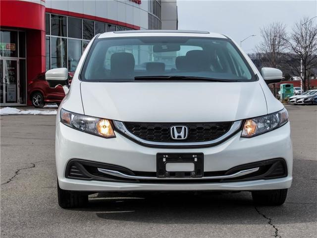 2015 Honda Civic EX (Stk: 3273) in Milton - Image 2 of 20