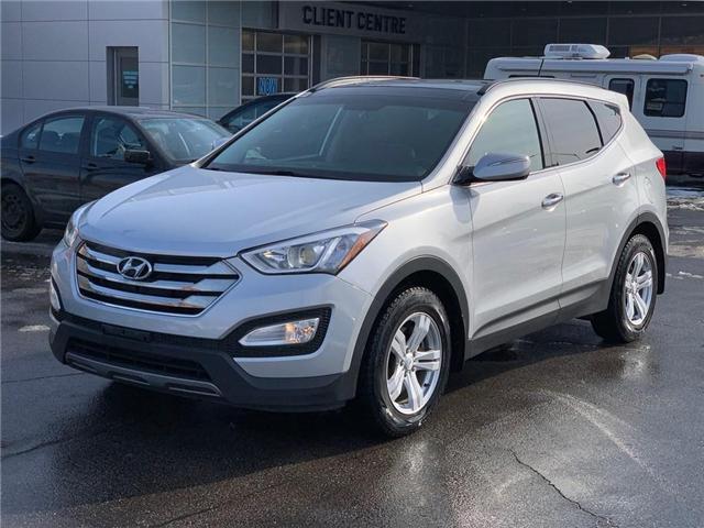 2014 Hyundai Santa Fe Sport  (Stk: 4015) in Burlington - Image 2 of 30