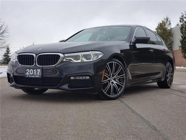 2017 BMW 540i xDrive (Stk: P1444) in Barrie - Image 1 of 18
