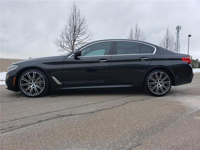 2017 BMW 540i xDrive (Stk: P1444) in Barrie - Image 2 of 18