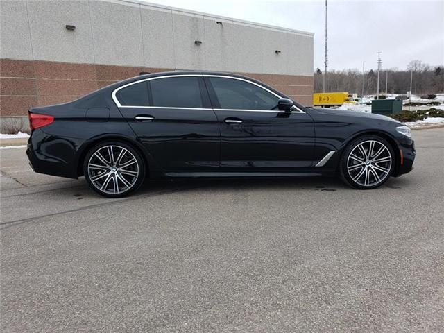 2017 BMW 540i xDrive (Stk: P1444) in Barrie - Image 6 of 18