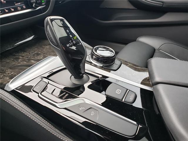2017 BMW 540i xDrive (Stk: P1444) in Barrie - Image 9 of 18