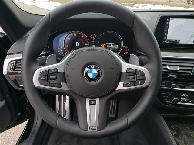 2017 BMW 540i xDrive (Stk: P1444) in Barrie - Image 11 of 18