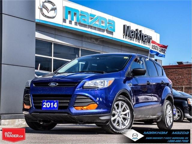 2014 Ford Escape S (Stk: N190376A) in Markham - Image 1 of 21