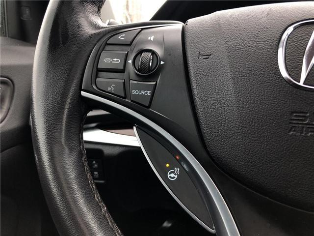2016 Acura MDX Technology Package (Stk: 7727P) in Scarborough - Image 11 of 24