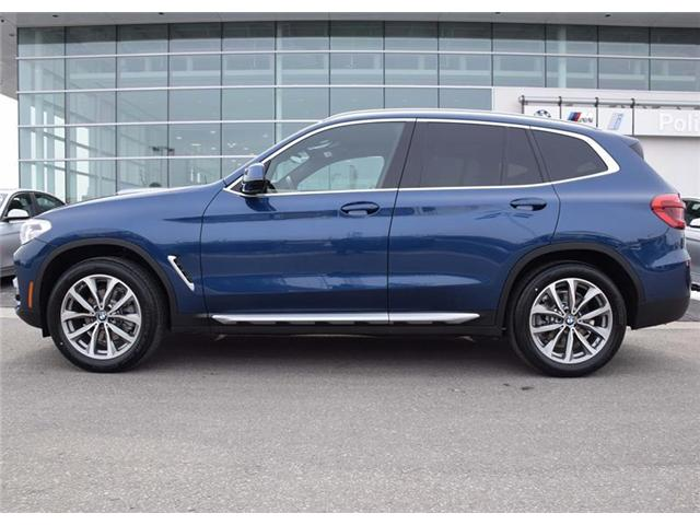 2019 BMW X3 xDrive30i (Stk: 9P89016) in Brampton - Image 2 of 12