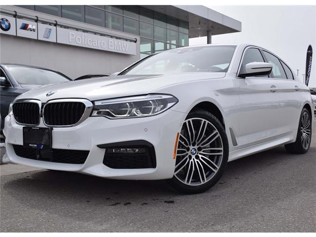 2019 BMW 530i xDrive (Stk: 9W22894) in Brampton - Image 1 of 12