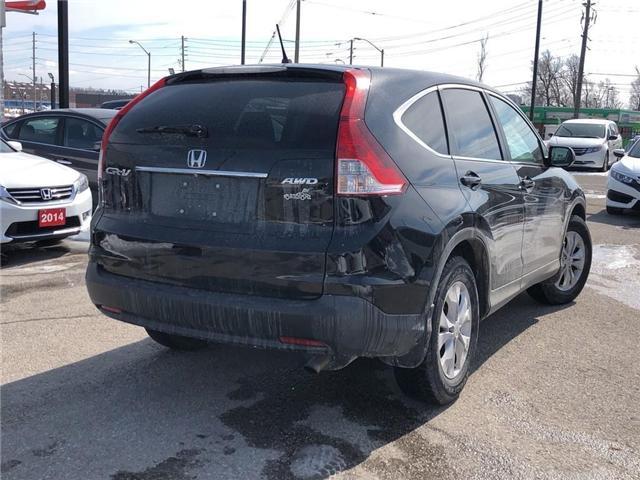 2014 Honda CR-V EX (Stk: 57249A) in Scarborough - Image 4 of 21