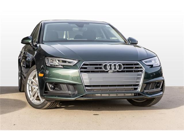 2018 Audi A4 2.0T Technik (Stk: N4909) in Calgary - Image 1 of 20