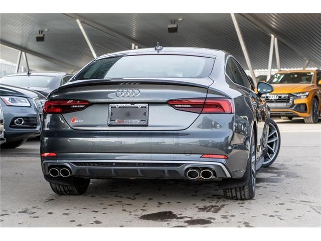 2018 Audi S5 3.0T Technik (Stk: N4980) in Calgary - Image 5 of 18