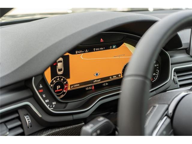 2018 Audi S5 3.0T Technik (Stk: N4980) in Calgary - Image 9 of 18