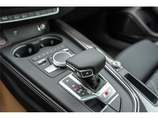 2018 Audi S5 3.0T Technik (Stk: N4980) in Calgary - Image 11 of 18