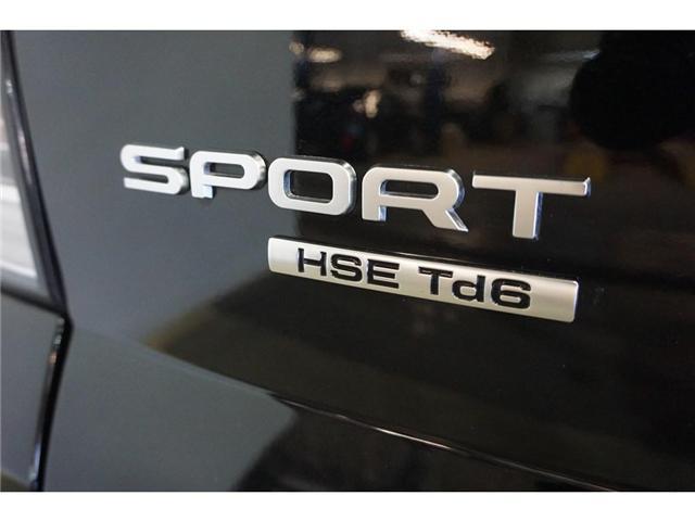 2016 Land Rover Range Rover Sport DIESEL Td6 HSE (Stk: U6800) in Laval - Image 3 of 30
