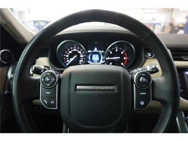 2016 Land Rover Range Rover Sport DIESEL Td6 HSE (Stk: U6800) in Laval - Image 11 of 30