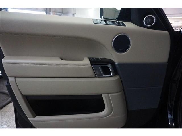 2016 Land Rover Range Rover Sport DIESEL Td6 HSE (Stk: U6800) in Laval - Image 20 of 30