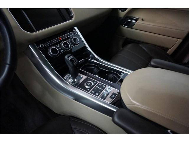 2016 Land Rover Range Rover Sport DIESEL Td6 HSE (Stk: U6800) in Laval - Image 23 of 30