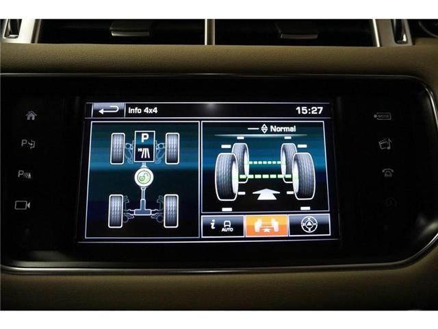 2016 Land Rover Range Rover Sport DIESEL Td6 HSE (Stk: U6800) in Laval - Image 26 of 30