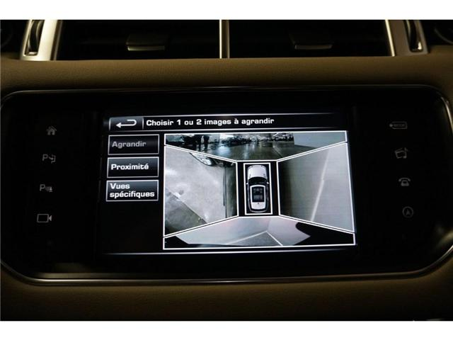 2016 Land Rover Range Rover Sport DIESEL Td6 HSE (Stk: U6800) in Laval - Image 27 of 30