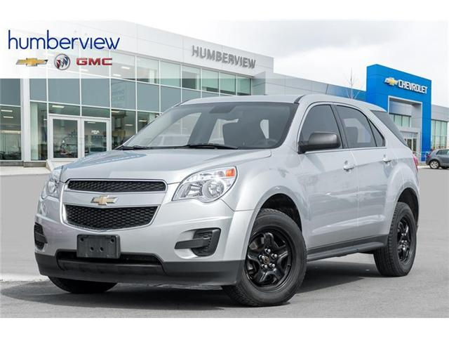 2015 Chevrolet Equinox LS (Stk: 19EQ228A) in Toronto - Image 1 of 17