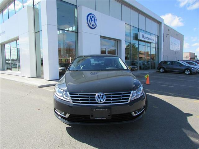 2013 Volkswagen CC Sportline (Stk: 96400AB) in Toronto - Image 2 of 22