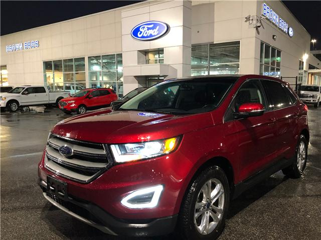2015 Ford Edge SEL (Stk: OP19105) in Vancouver - Image 1 of 25