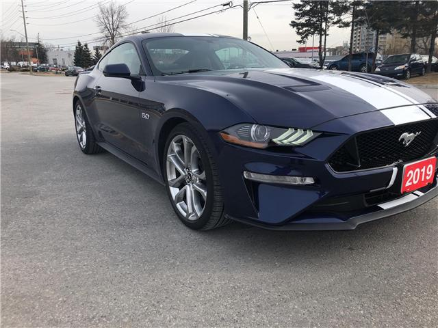 2019 Ford Mustang GT Premium (Stk: P8561) in Unionville - Image 2 of 25