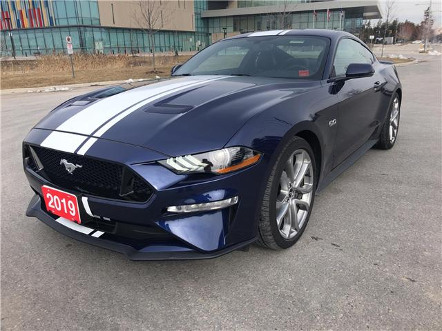 2019 Ford Mustang GT Premium (Stk: P8561) in Unionville - Image 3 of 16