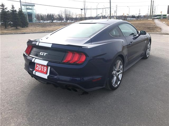 2019 Ford Mustang GT Premium (Stk: P8561) in Unionville - Image 7 of 16