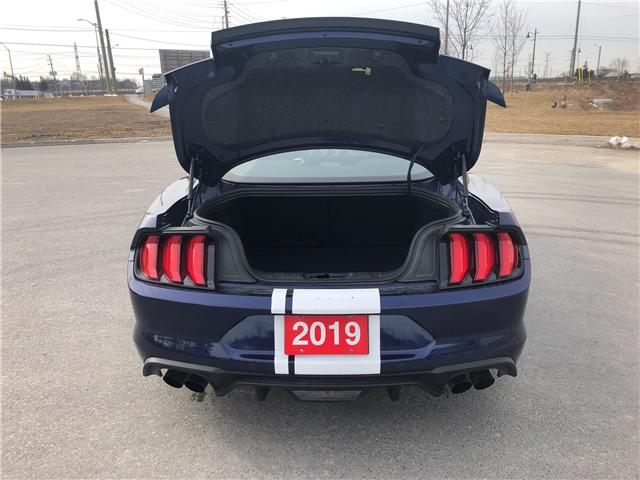 2019 Ford Mustang GT Premium (Stk: P8561) in Unionville - Image 9 of 16