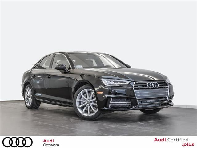 2018 Audi A4 2.0T Progressiv (Stk: 52246) in Ottawa - Image 1 of 19
